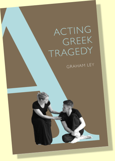 Acting Greek Tragedy book cover